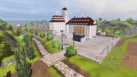 Hohenstadt (sample) for Farming Simulator 2013