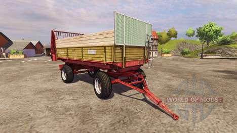 Krone Miststreuer v2.0 for Farming Simulator 2013