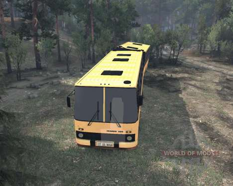 Ikarus 280.46 for Spin Tires