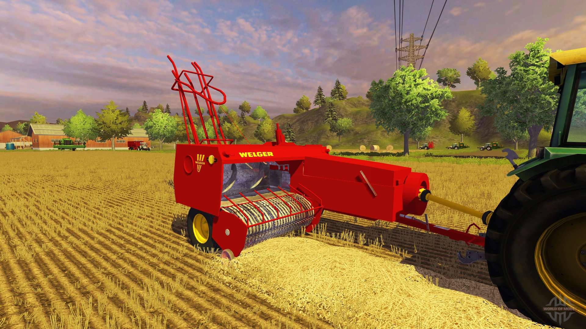 how to join header to harvester in farming simulator 14