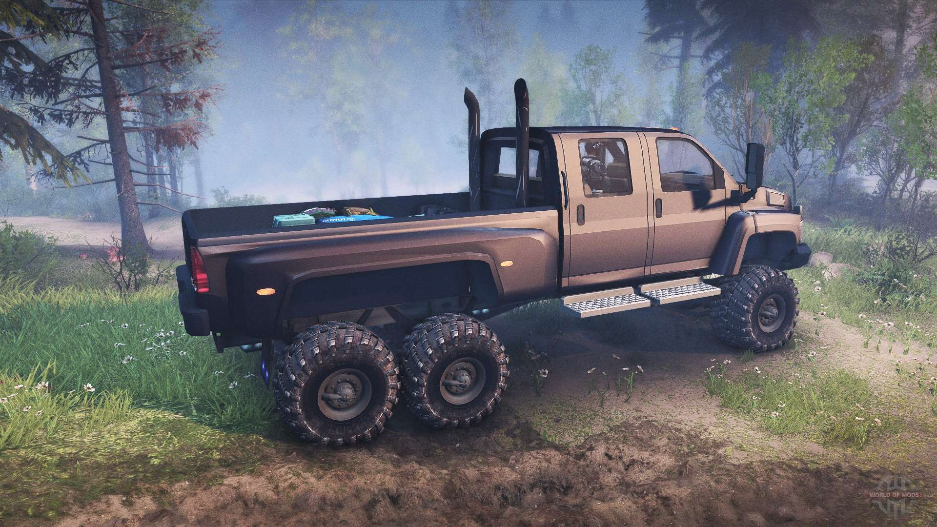 Gmc Topkick C4500 Ironhide For Spin Tires HD Wallpapers Download free images and photos [musssic.tk]