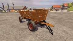Seed Holzwagen v2.0