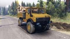 Mercedes-Benz Unimog U1500L
