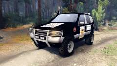 ВАЗ-21236 Chevrolet Niva black