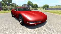 Chevrolet Corvette C5 for BeamNG Drive