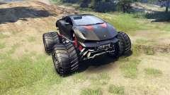 Lamborghini Sesto Elemento Monster Truck