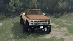Eclipse Chevy K20 beta v1.1 for Spin Tires