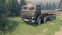 KamAZ 6540 for Spin Tires