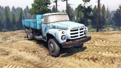 ZIL-133 G1 v2.0 for Spin Tires