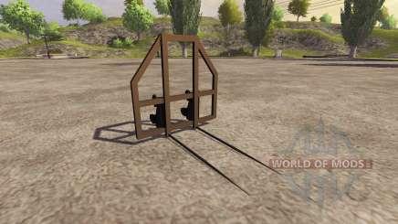 Gripper arms v2 for Farming Simulator 2013