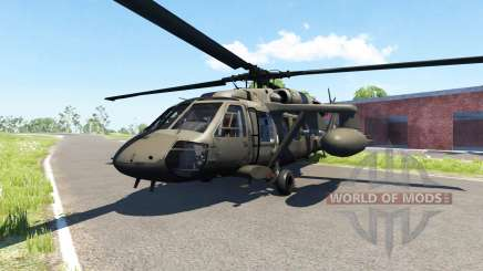 Sikorsky UH-60 Black Hawk for BeamNG Drive