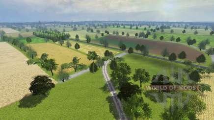 Nelmanowice for Farming Simulator 2013