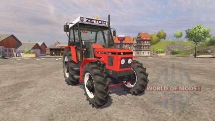 Zetor 7745 v2.0 for Farming Simulator 2013