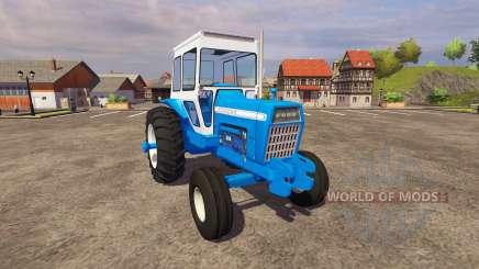 Ford 8000 v2.2 for Farming Simulator 2013