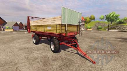 Krone Miststreuer v2.0 for Farming Simulator 2013