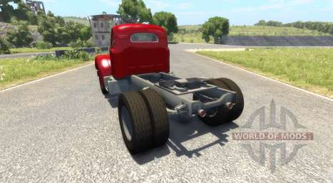 Mack B61 for BeamNG Drive