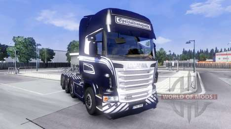 Scania R1020 for Euro Truck Simulator 2
