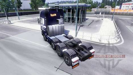 Scania R1020 for Euro Truck Simulator 2