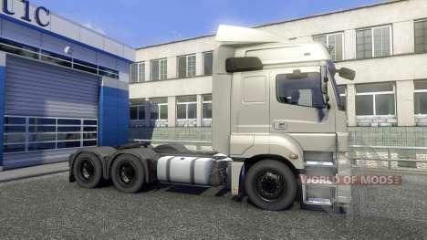 Mercedes-Benz Axor for Euro Truck Simulator 2