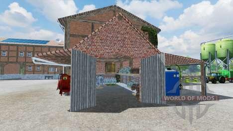 Strahl for Farming Simulator 2013