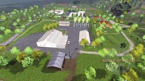 Edewechter Country for Farming Simulator 2013