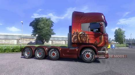 Scania R730 for Euro Truck Simulator 2
