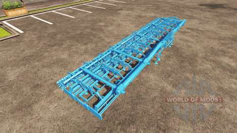 Lemken Kompaktor 1500L for Farming Simulator 2013