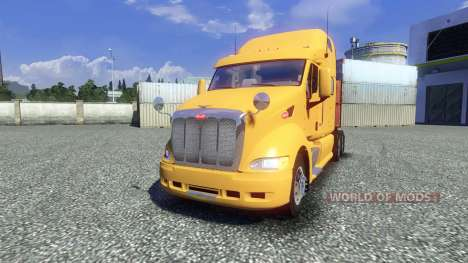 Peterbilt 387 for Euro Truck Simulator 2