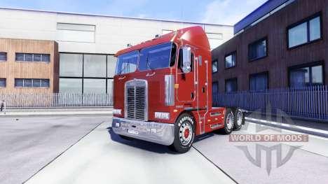 Kenworth K100 v1.5 for Euro Truck Simulator 2