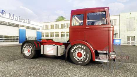 Mercedes-Benz LPS [pack] for Euro Truck Simulator 2