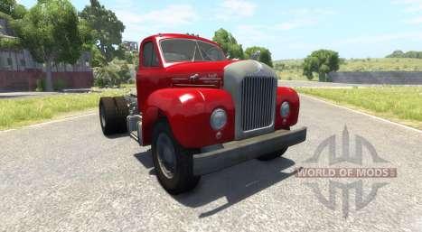 Mack B61 for BeamNG Drive