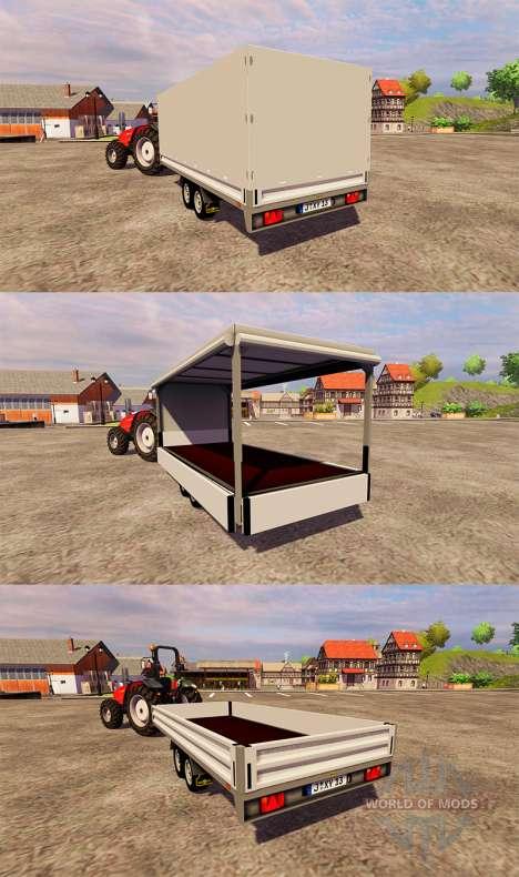 Humbaur MTKA v1.1 for Farming Simulator 2013