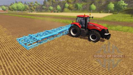 Lemken Kompaktor 1500L for Farming Simulator 2013