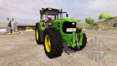 John Deere 6830 Premium v2.2 for Farming Simulator 2013