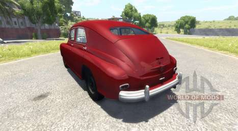 GAZ-M-20 Victory for BeamNG Drive