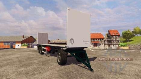 Schmitz Bale v2 for Farming Simulator 2013