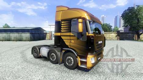 New chassis for all trucks for Euro Truck Simulator 2