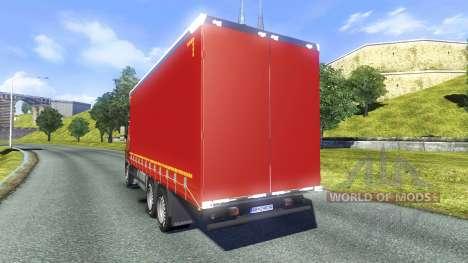 Volvo FH16 2012 BDF for Euro Truck Simulator 2