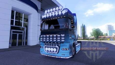 DAF XF Tuning Light for Euro Truck Simulator 2