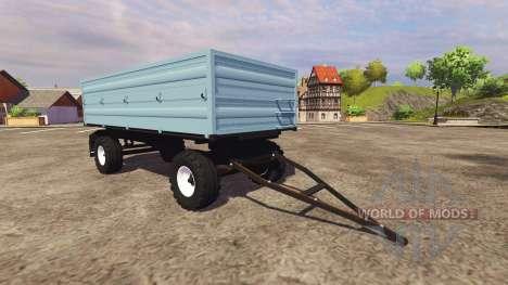 Trailer AP for Farming Simulator 2013
