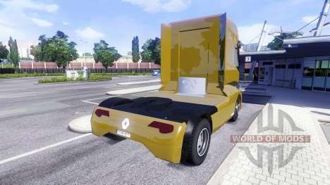 Renault Radiance for Euro Truck Simulator 2