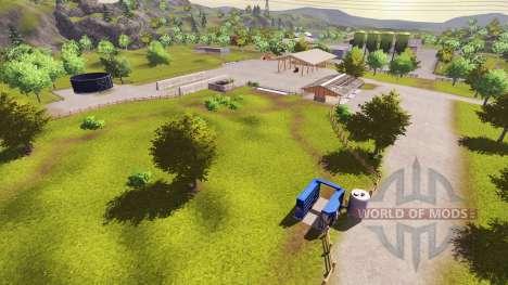 Stora Bertilstorps for Farming Simulator 2013