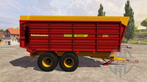Schuitemaker Siwa 240 for Farming Simulator 2013