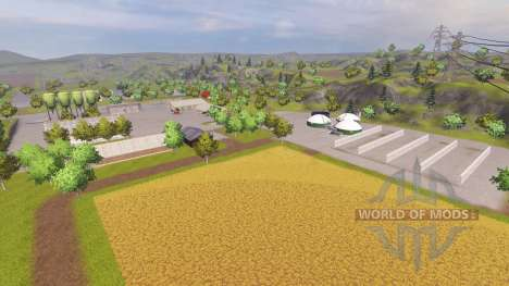 Stora Bertilstorps for Farming Simulator 2013