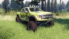 Ford Raptor Pre-Runner v1.1 borla
