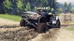 Ford Raptor Pre-Runner fox