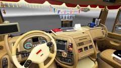 New interior DAF trucks