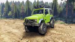 Suzuki Samurai Extreme v1.5 for Spin Tires