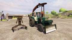 YUMZ-6L grab loader