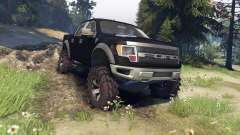 Ford Raptor SVT v1.2 matte black